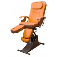 Педикюрное косметологическое кресло «Ирина» гидравлическое (высота 550 - 850мм)